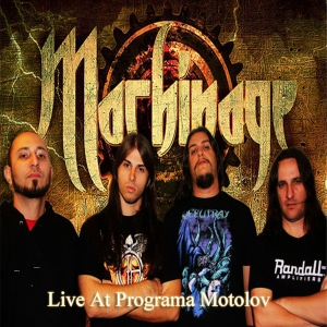 Machinage - 2014 - Live At Programa Molotov (Bootleg)